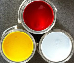 White Ink for PVC Wall Paper, Table Cloth, PVC Synthetic Leather (VD-102)