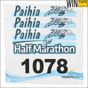 Custom Tyvek Marathon Numbers (BN) pictures & photos