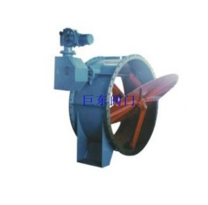 D944X/H Flap Type Sealing Flange Butterfly Valve pictures & photos
