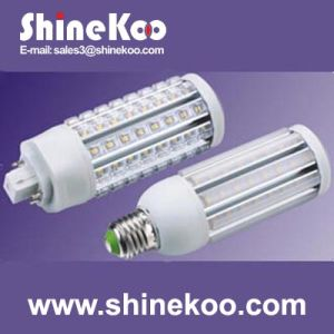 Aluminium 11W SMD LED CFL Lamp (SUNE-PLC-72SMD) pictures & photos