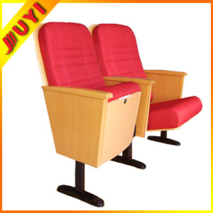 Jy-603 Outdoor 5D Recliner English Movies Wood Part Cup Holder Theater Seating Chairs Wooden Cafe Chair Theater Seat Numbers pictures & photos