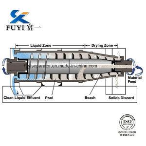 Horizontal Drilling Mud Decanter Centrifuge