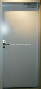 2hrs Single Leaf Steel Doors with Panic Lock pictures & photos