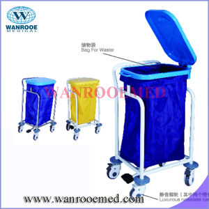 Hospital Laundry Trolley with Lid pictures & photos