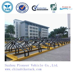 2016 Carbon Steel Powder Coated Bike Racks pictures & photos