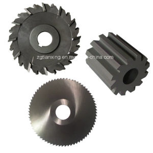 High Perfomance Tungsten Carbide Replacement Blades for Mechanical Parts pictures & photos
