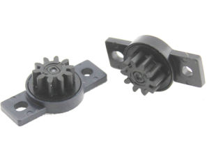 Small Gear Rotary Damper The Small Cover Plate Opening or Closing pictures & photos