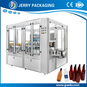 Automatic Rotary Water or Air Rinsing Washing Machine for Bottle pictures & photos