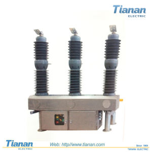 40.5kv 2500A IEC Vacuum Circuit Breaker / High-Voltage / AC / Spring Operated pictures & photos