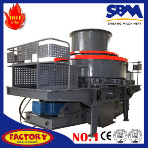 Best Professional Manufactory Sbm Hydraulic Vertical Shaft Sand Maker pictures & photos