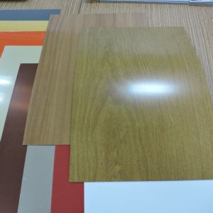0.25-1.5mm PE or PVDF Wooden Surface Aluminum Coil pictures & photos