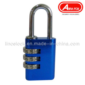Aluminum Alloy Colour Combination Padlock/ Lock (527 -304) pictures & photos