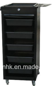 Hairdress′s Trolley Professional ABS Material Dn. A199 pictures & photos