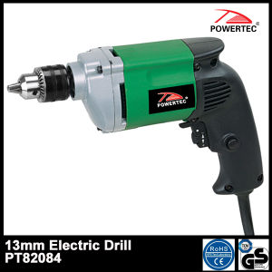 Powertec 13mm Power Electric Impact Drill Machine PT82084 pictures & photos