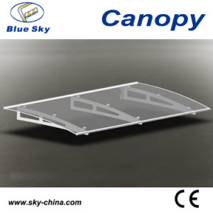 Aluminum Polycarbonate Canopy for Window Canopy (B900) pictures & photos
