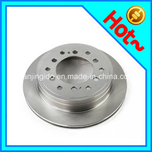 Carbon Steel Brake Disc Rotor for Toyota Land Cruiser for Lexus Gx 42431-60200 pictures & photos