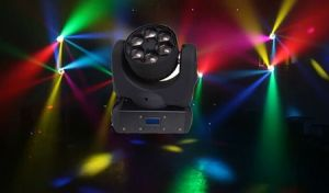 6X12W Mini LED Beam Moving Head Bee Eye pictures & photos