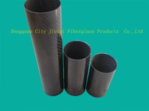 High Performance Non-Toxic Carbon Fiber Roll Tubes pictures & photos