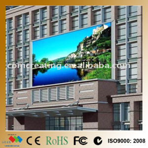 P16 DIP Outdoor Full Color LED Screen