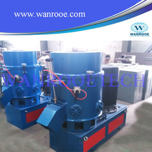 Double Speed Plastic Agglomerator Recycling Machine pictures & photos
