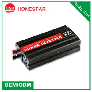 Car Inverter DC 12V to AC 220V 1000W Power Inverter pictures & photos
