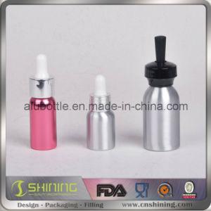 Printed Aluminum Smoking Oil Bottle