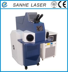 Automatic CNC Metal Jewelry Laser Welding Machine/Spot Welder pictures & photos