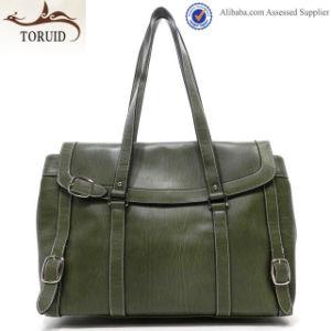 Latest Design Fashion Leisrure Shoulder Handbag for Ladies