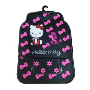 Hello Kitty Latex Auto Mat (Bt 1709) pictures & photos