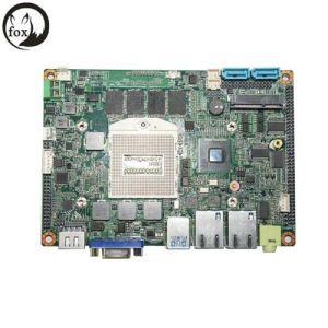 Intel Mobile Haswell Motherboard Hm87 Chipset Haswell Motherboards Based 3.5inch 6X COM, Dual LAN Motherboard pictures & photos