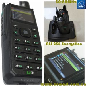 Low VHF Military Tacital Digital Radio with Powerful Digital GPS Function for Military pictures & photos