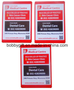 Wholesale Custom Cheap Business Card Advertising Fridge Magnet pictures & photos