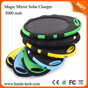 2015 New Solar Charger with 5000 mAh Capacity