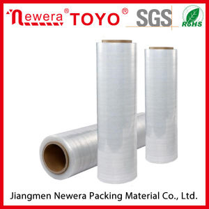 Manual and Automatic LLDPE Stretch Film for Pallet Packing with SGS Certificate pictures & photos
