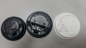8oz, 10oz, 14oz, 16oz Double Wall Coffee Cup with Lid pictures & photos