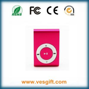 2016 Promotional Clip Mini MP3 Player pictures & photos