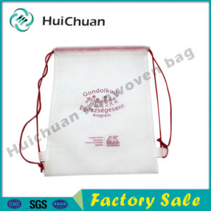 Wholesale Promotional Non Woven Drawstring Backpack Bag pictures & photos