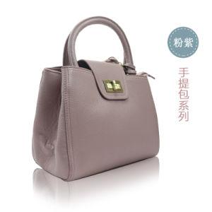 Fashionable Unique Design Handle for Ladies Handbag Collections pictures & photos