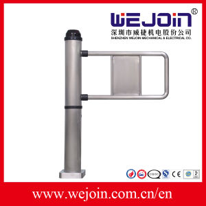 Vertical Swing Barrier Gate / a Slim Type /More Covenient and Also Safe pictures & photos