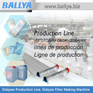 Medical Disposable Manufacturing Machine for Dialyzer Blood Filtration Machine