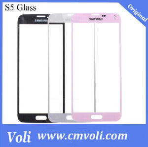 Cheaper Price Glass Lens for Samsung S5 Front Outer Glass pictures & photos