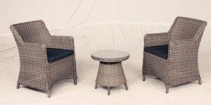 New 3PC PE Outdoor Rattan Bar Set pictures & photos