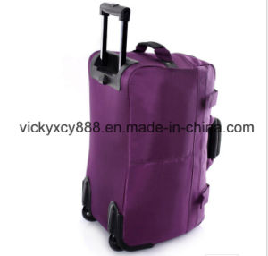 Quality Wheeled Trolley Big Capacity Travel Leisure Luggage Bag (CY3550) pictures & photos