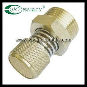 Pneumatic Brass Muffler Brass Silencer pictures & photos