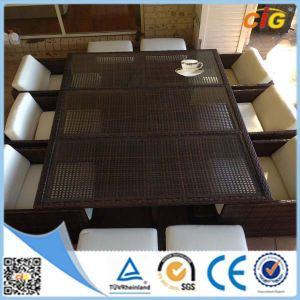 High Quality Large Dining Set 11PCS pictures & photos