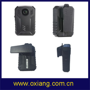 Law Enforcement IR Night Vision IP65 Full HD 1080P Police Body Worn Camera Recorder pictures & photos