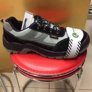 Stock Professional Safety Working Footwear Industrial Shoes pictures & photos