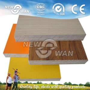 Melamine Board, Melamine Faced Plywood pictures & photos