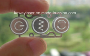 Ipg Fiber Laser Marking Machine pictures & photos