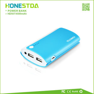 Dual Output for Smart Phone Universal Power Bank HD507 pictures & photos